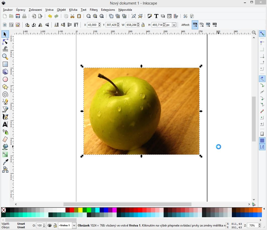 Inkscape O Znut Pomoc N Stroje Bezierovy K Ivky